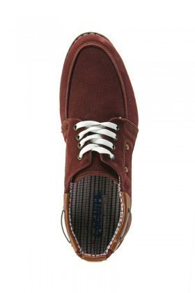 Laguna Bordo LGN-108 Erkek Ayakkabı