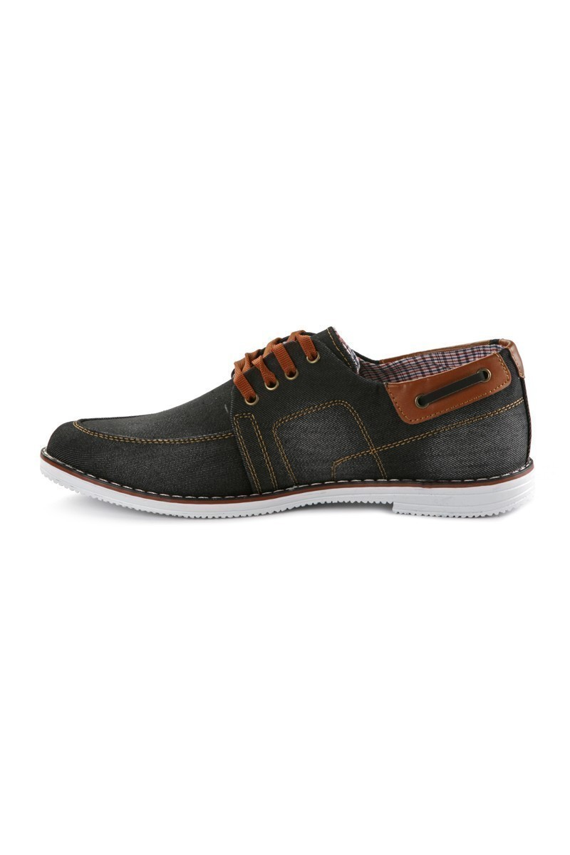 Laguna Siyah LGN-108 Erkek Ayakkabı