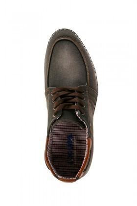 Laguna Kahverengi LGN-108 Erkek Ayakkabı