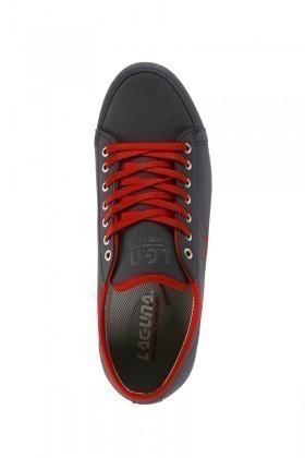 Laguna Lacivert-Kırmızı LGN-066 Erkek Ayakkabı