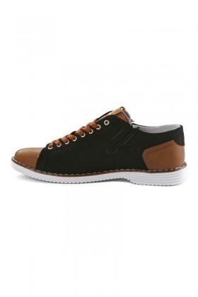 Laguna Siyah-Taba LGN-052 Erkek Ayakkabı