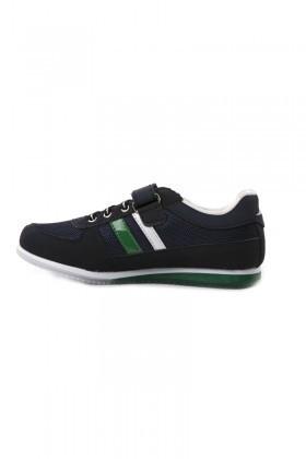 Danpe Lacivert-Beyaz DNP-SE-FLT-981 Çocuk Ayakkabı