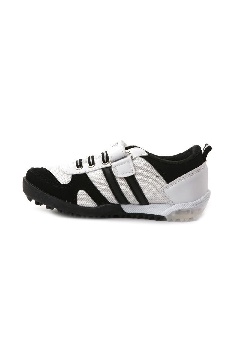 Danpe Beyaz-Siyah DNP-SE-PTK-962 Çocuk Ayakkabı