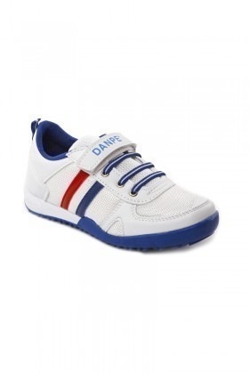 Danpe Beyaz-Saks-Mavi DNP-SE-FLT-952 Çocuk Ayakkabı
