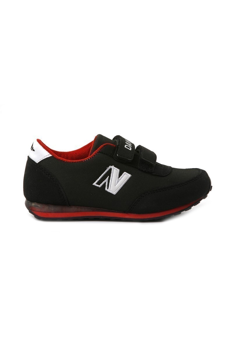 Danpe Siyah DNP-SE-PTK-800 Çocuk Ayakkabı