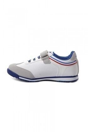 Danpe Beyaz-Saks DNP-SE-FLT-785 Çocuk Ayakkabı