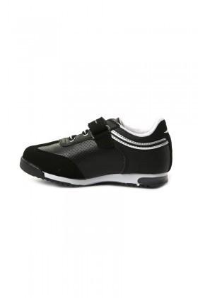 Danpe Siyah-Beyaz DNP-SE-PTK-775 Çocuk Ayakkabı
