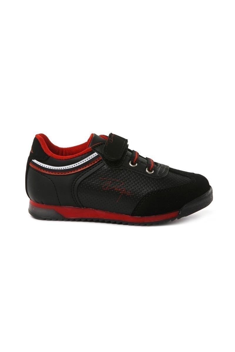 Danpe Siyah-Kırmızı DNP-SE-PTK-775 Çocuk Ayakkabı