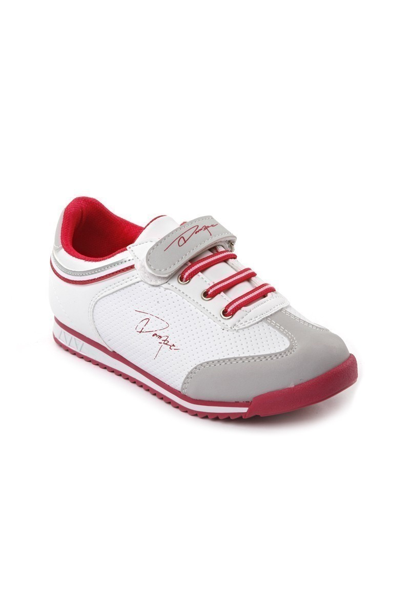 Danpe Beyaz-Fuşya DNP-SE-FLT-785 Çocuk Ayakkabı