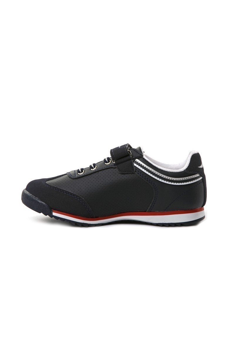 Danpe Lacivert-Beyaz DNP-SE-FLT-785 Çocuk Ayakkabı