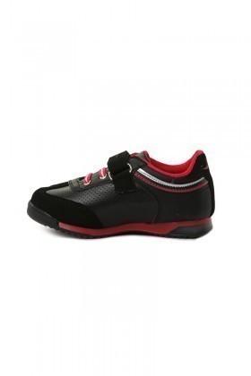 Danpe Siyah-Fuşya DNP-SE-PTK-775 Çocuk Ayakkabı