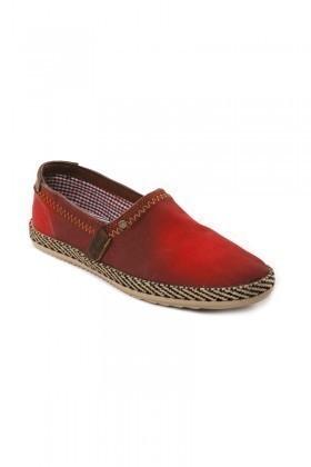 NBN Bordo NBN-103 Erkek Ayakkabı