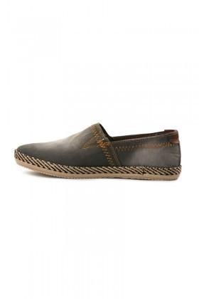 NBN Haki NBN-103 Erkek Ayakkabı