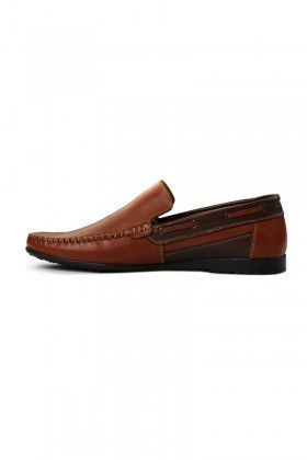 Pandew Taba-Kahve PNDW-03 Hakiki Deri Erkek Ayakkabı