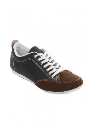 LPX Lacivert-Kahve LPX-1004-NUBUK Erkek Ayakkabı
