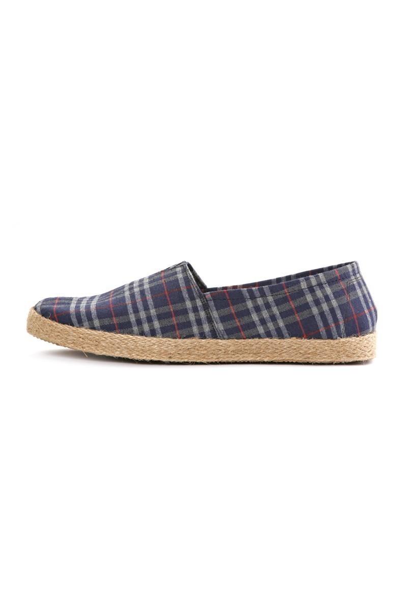 Mariter Lacivert MRTR-001-EKOSE Erkek Günlük Ayakkabı