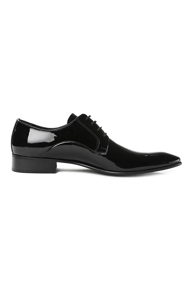 Lotex Siyah LTX-5200 Erkek Rugan Ayakkabı