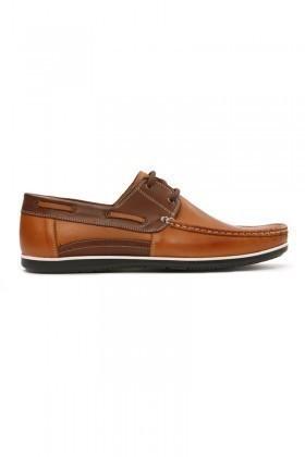 Pandew Taba-Kahve PNDW-04-BAG Hakiki Deri Erkek Ayakkabı