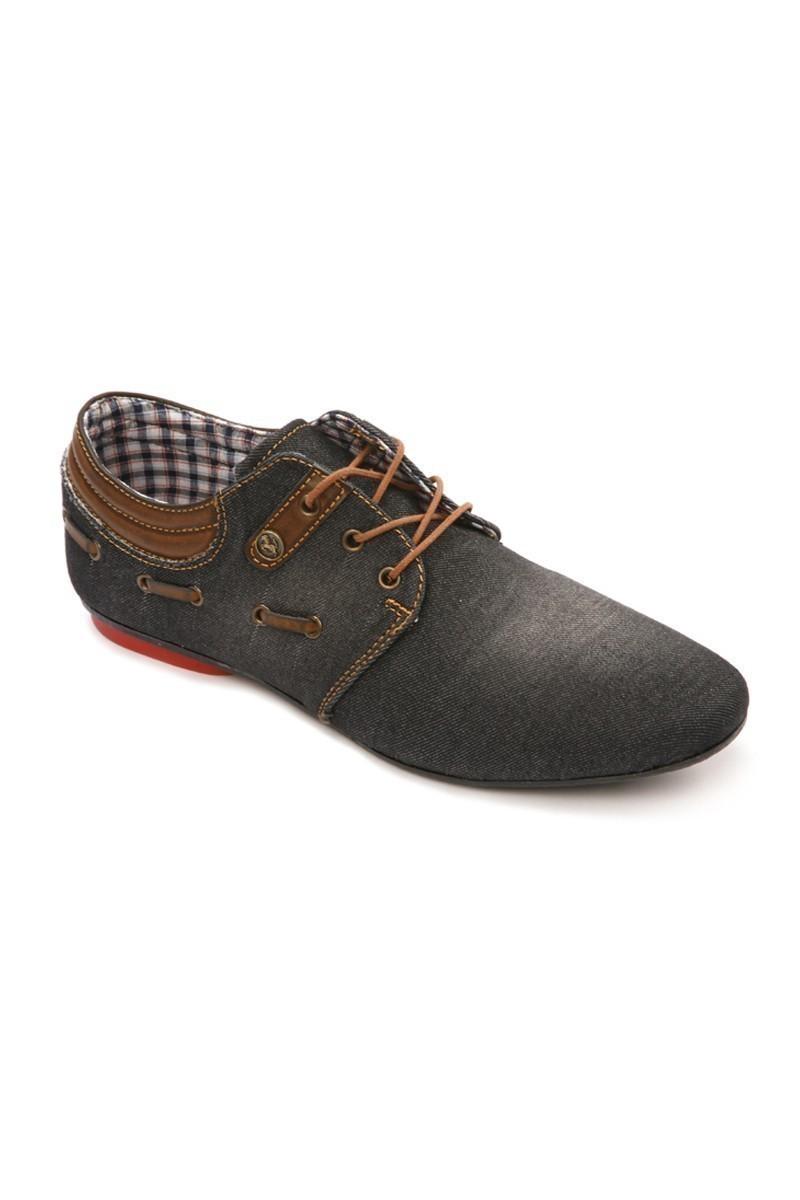 LA POLO Siyah LPL-1795 Erkek Ayakkabı