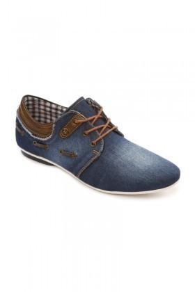LA POLO Mavi LPL-1795 Erkek Ayakkabı