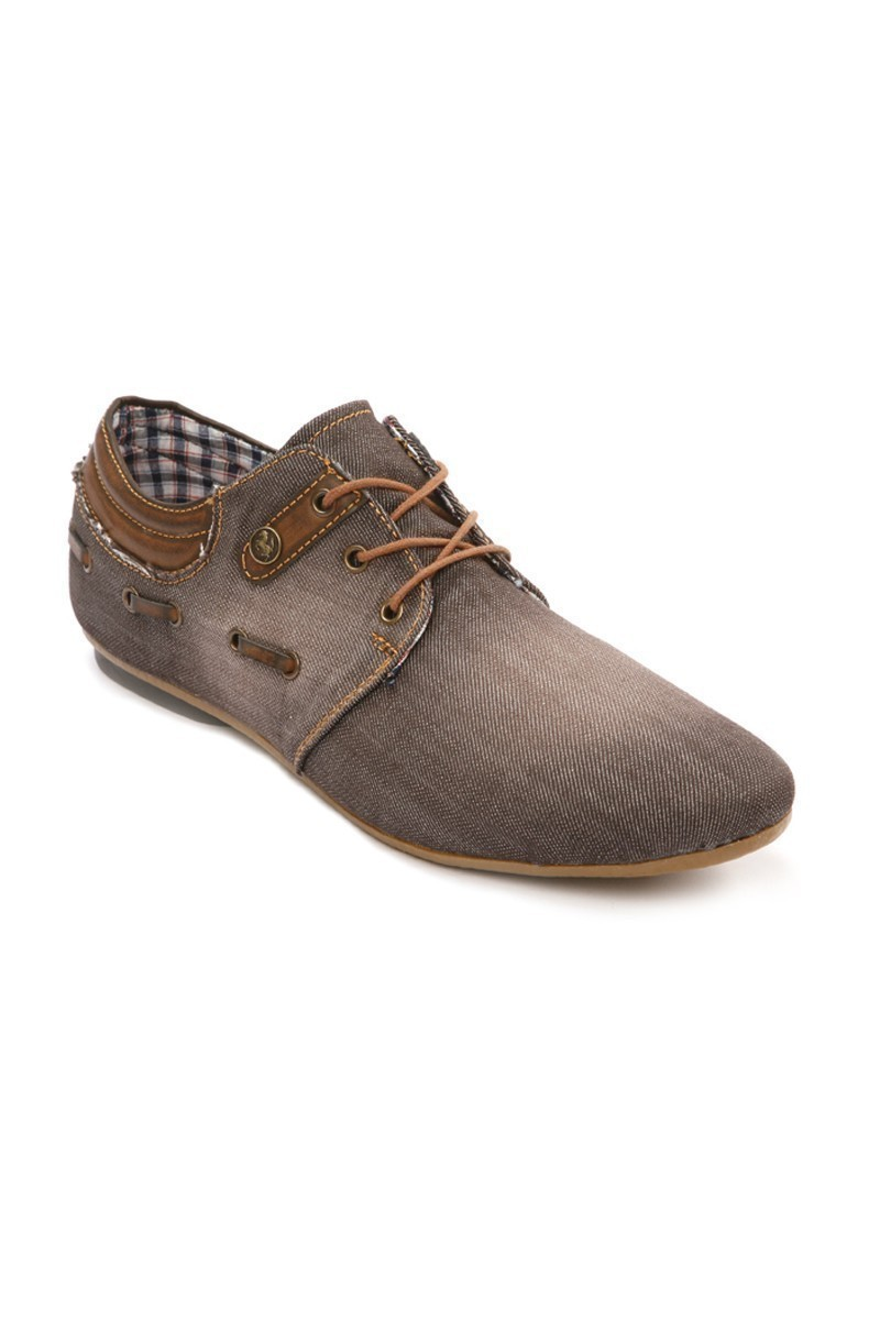 LA POLO Kahverengi LPL-1795 Erkek Ayakkabı
