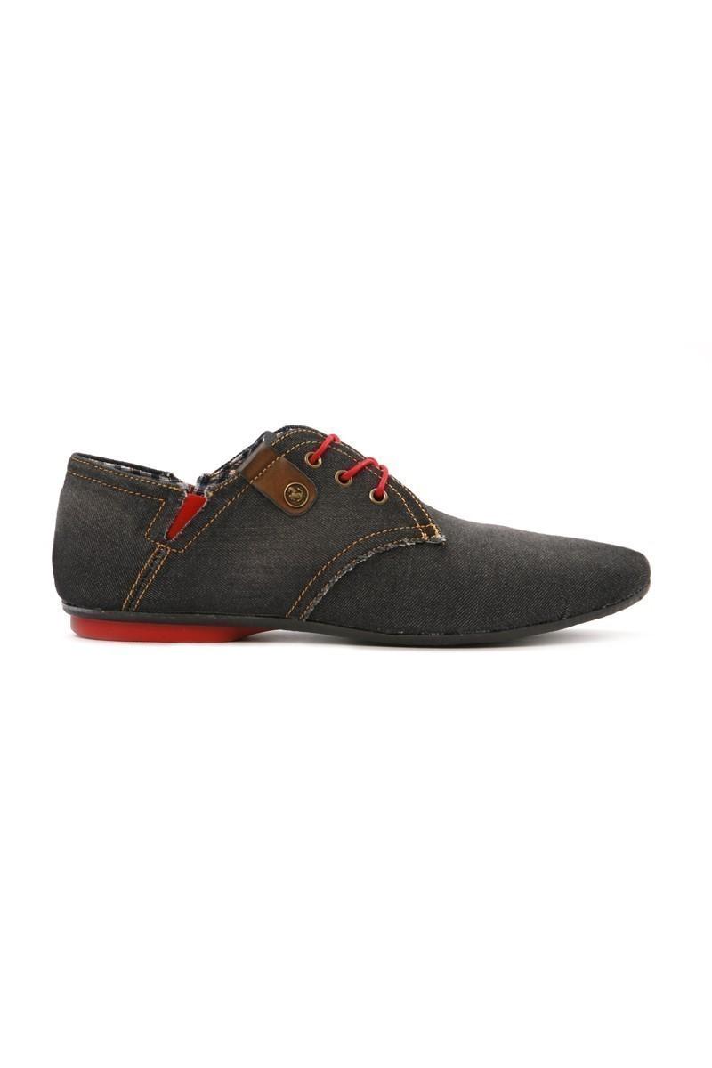 LA POLO Füme LPL-1794 Erkek Ayakkabı