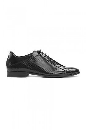 Pandew Siyah PNDW-342 Hakiki Deri Erkek Ayakkabı
