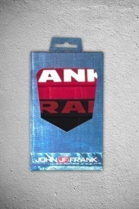 John Frank JF2B14 Erkek Boxer 2li Paket