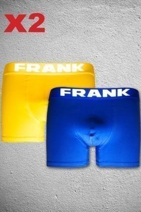 John Frank JF2B2 Erkek Boxer 2li Paket