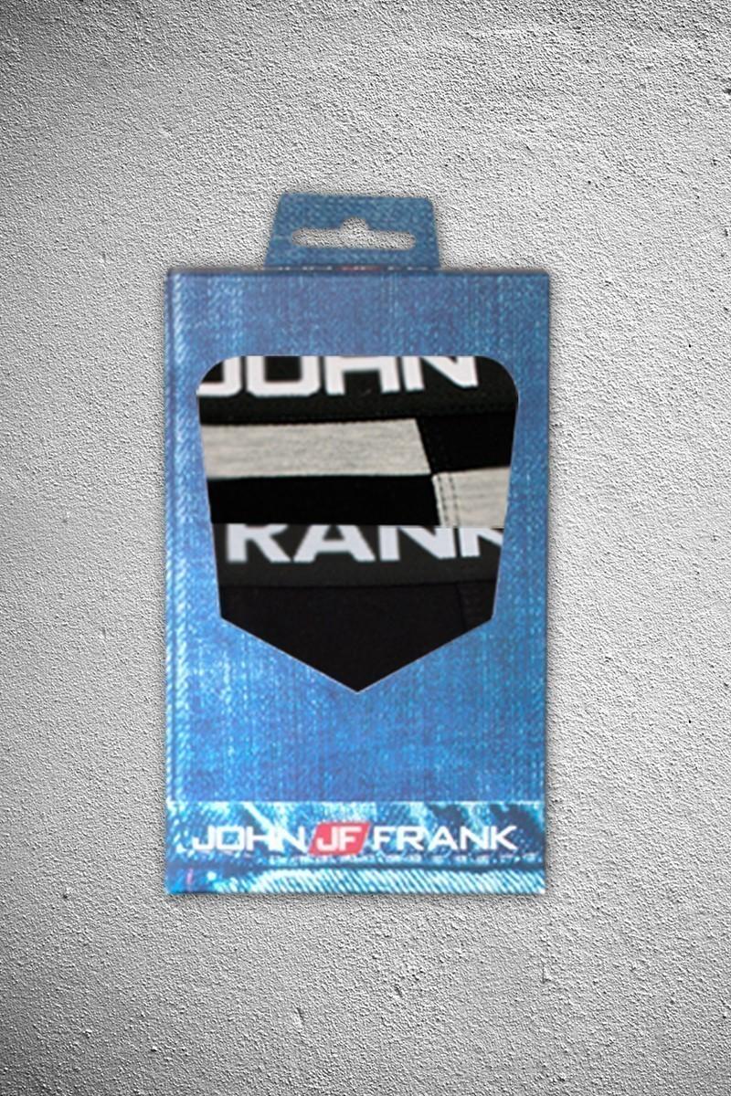 John Frank JF2B6 Erkek Boxer 2li Paket