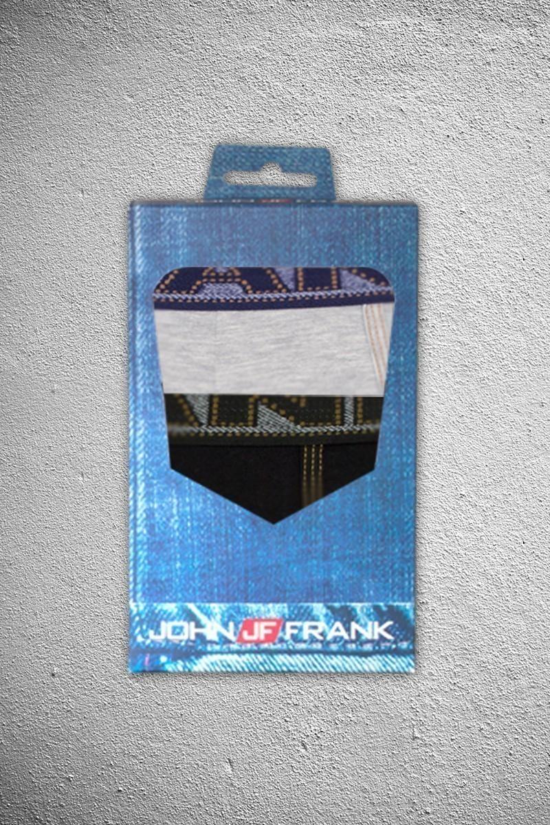 John Frank JF2B8 Erkek Boxer 2li Paket