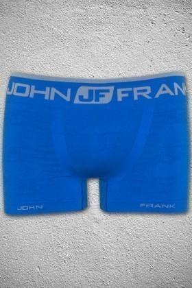John Frank Mavi JFB14MAVI Erkek Boxer