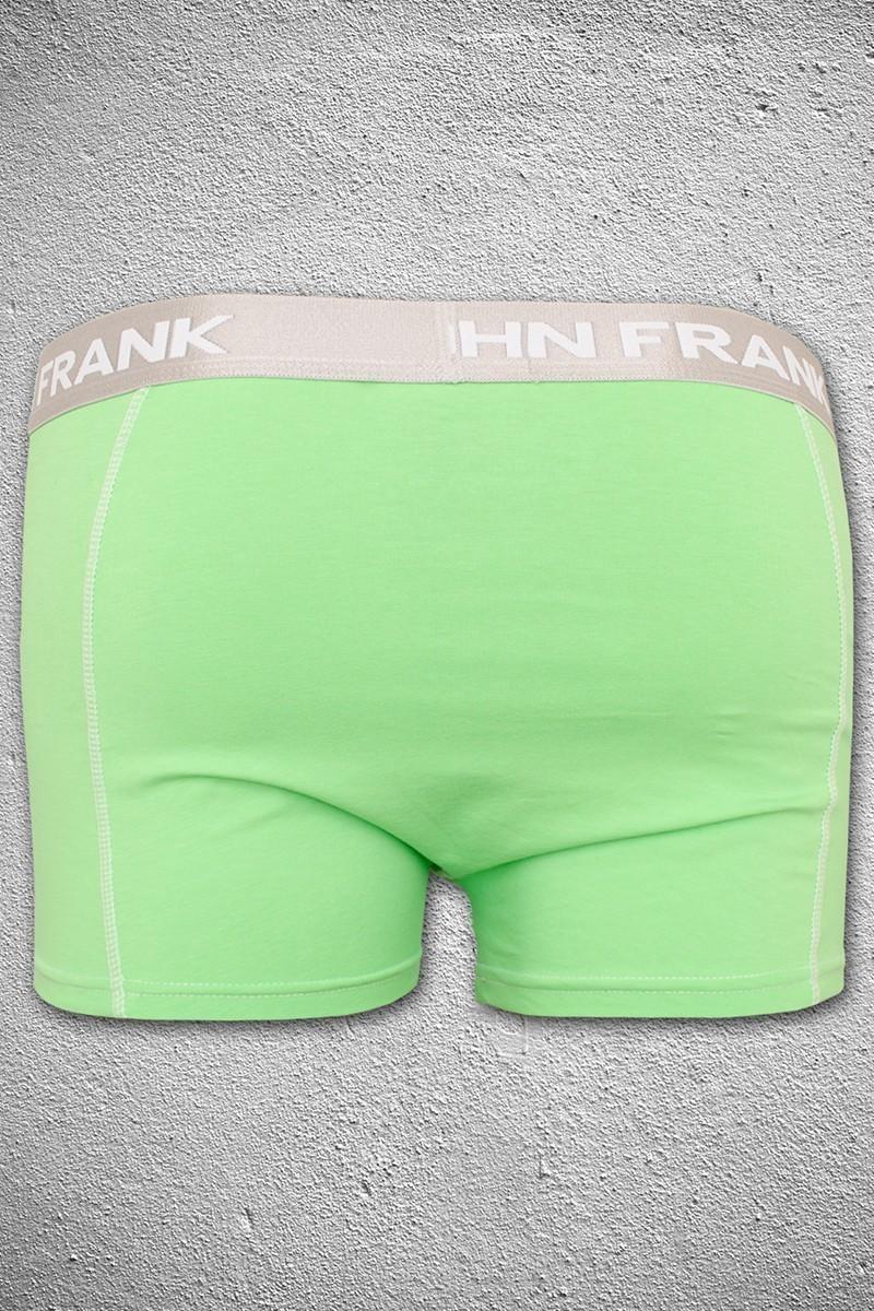 John Frank Açık Yeşil JFB20ACIKYESIL Erkek Boxer