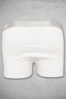 John Frank Beyaz JFB20BEYAZ Erkek Boxer