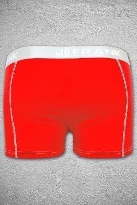 John Frank Kırmızı JFB20KIRMIZI Erkek Boxer