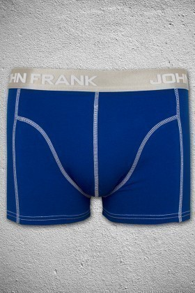 John Frank Saks JFB20SAKS Erkek Boxer