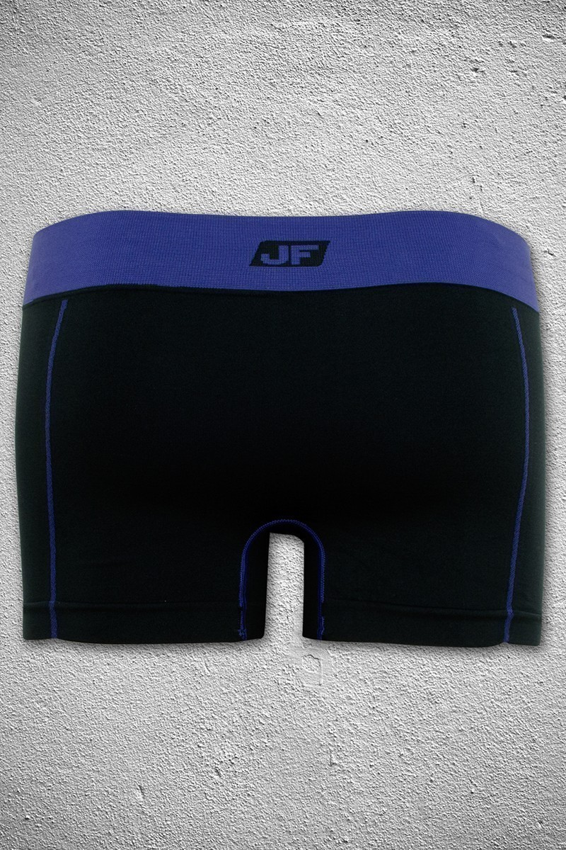 John Frank Siyah-Mor JFB22SIYAH-MOR Erkek Boxer