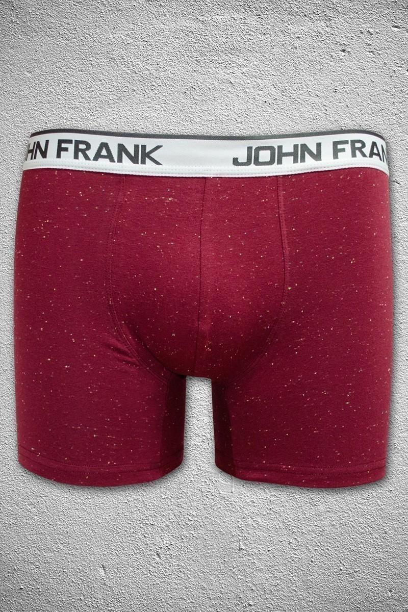 John Frank Kırmızı JFB41KIRMIZI Erkek Boxer