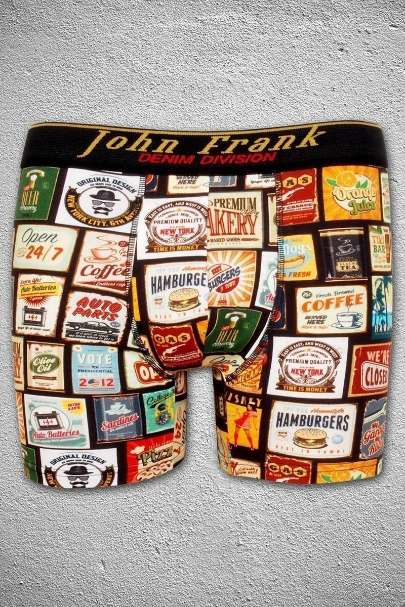 John Frank JFB49 Erkek Boxer