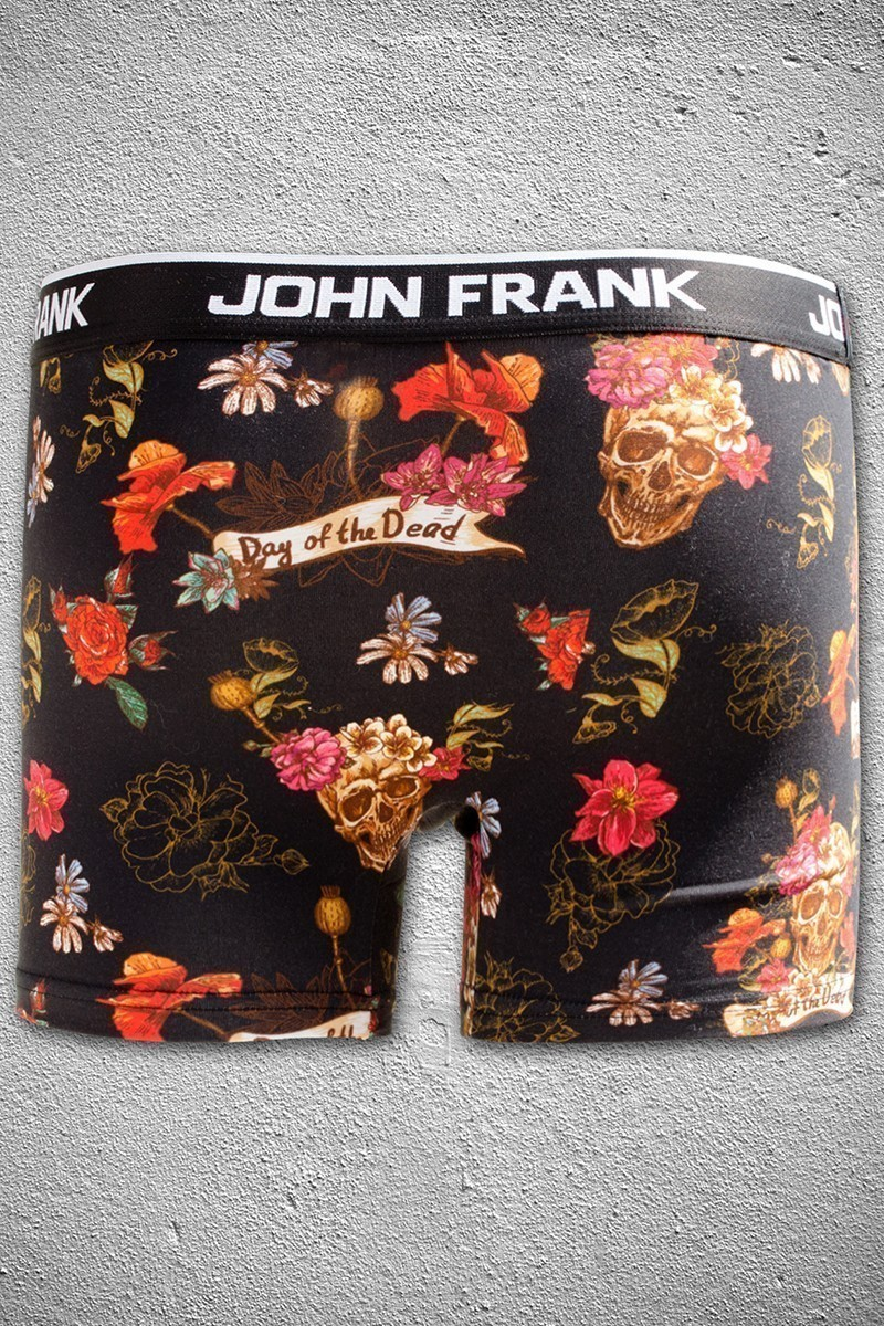 John Frank JFB51 Erkek Boxer