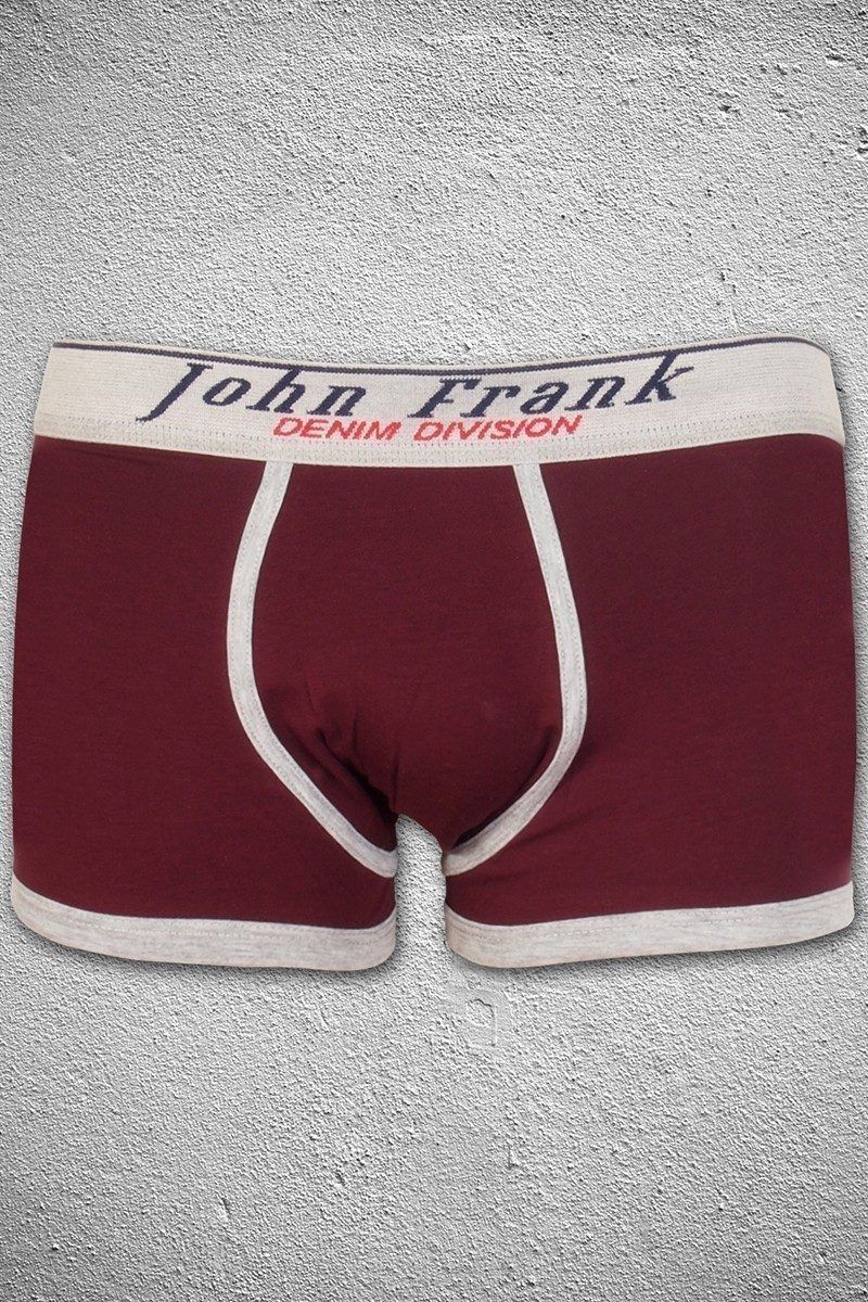 John Frank Bordo JFB53K Erkek Boxer