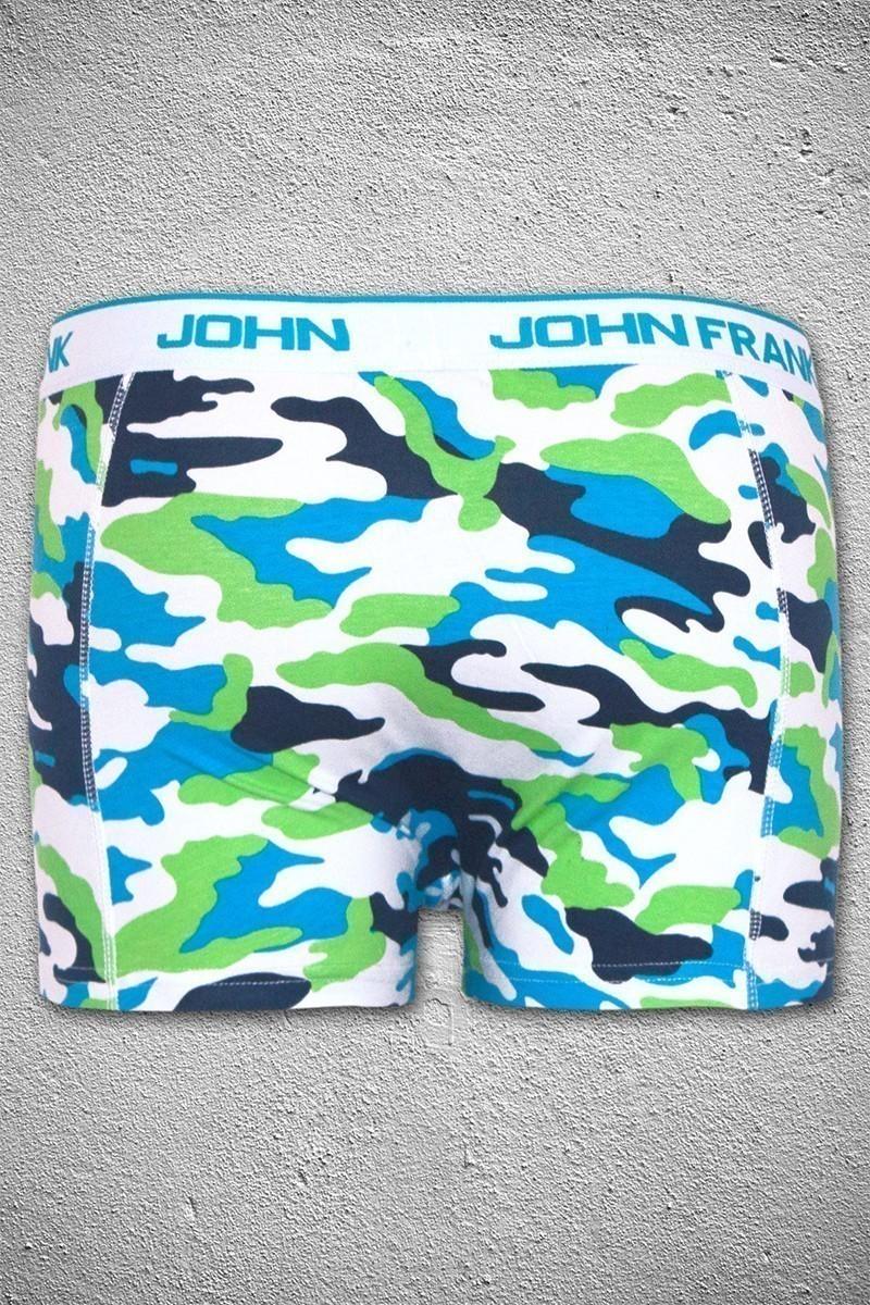 John Frank Yeşil JFB5YESIL Erkek Boxer