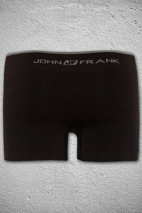 John Frank Kahverengi JFBMAPC-10KAHVE Erkek Boxer