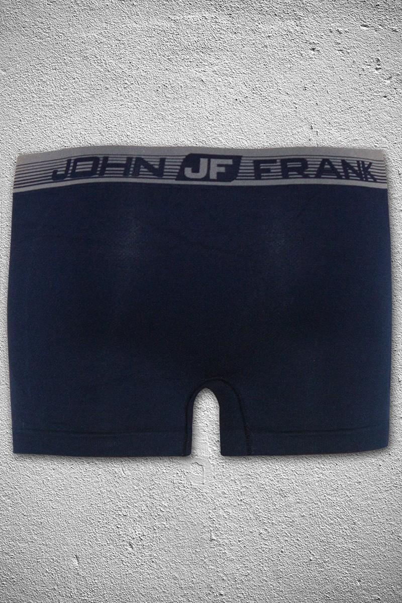 John Frank Lacivert JFBMAPC-10LACIVERT Erkek Boxer