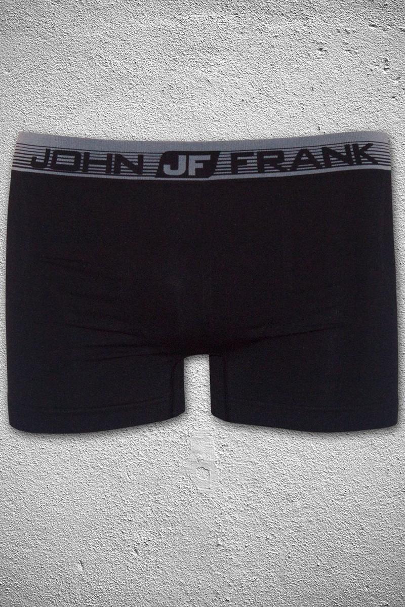John Frank Siyah JFBMAPC-10SIYAH Erkek Boxer
