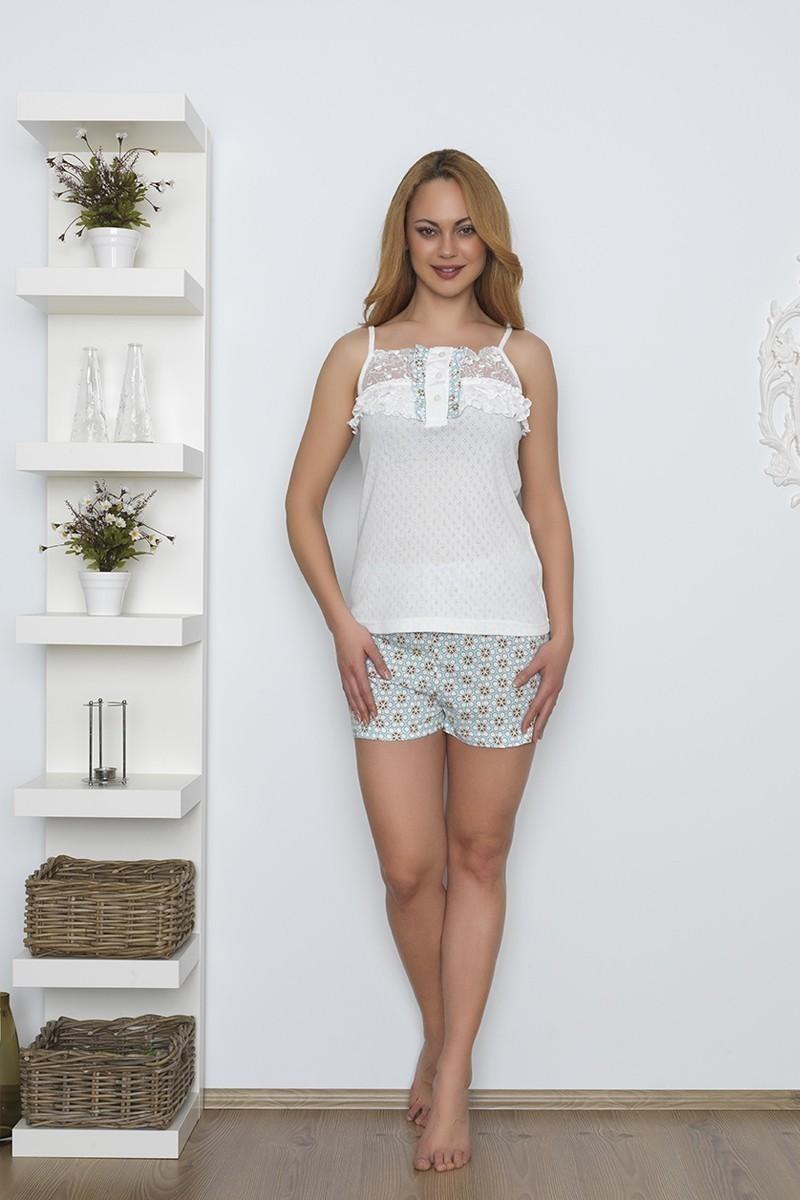 Baha Mint BH-2334-MINT Bayan Pijama Takımı