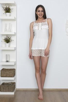 Baha Somon BH-2334-SOMON Bayan Pijama Takımı