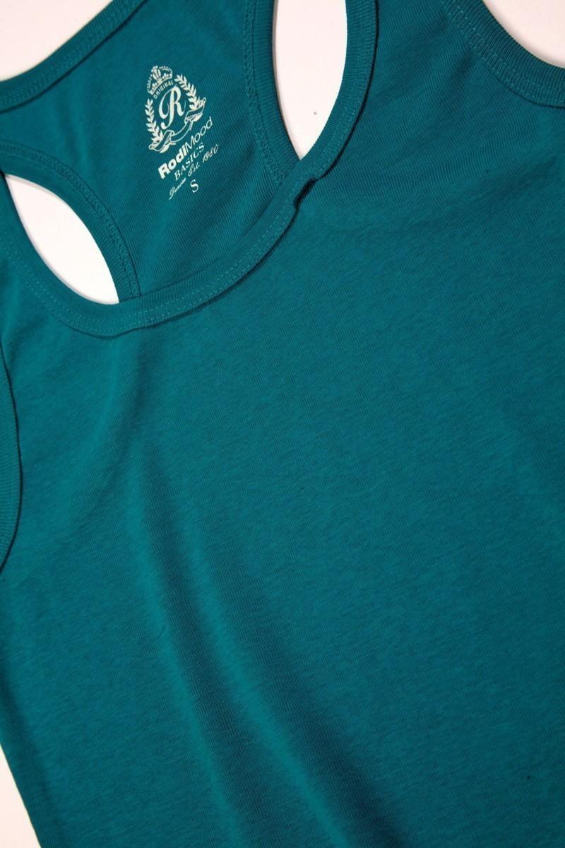 Rodi Petrol Yeşili RDB-007 Bayan Atlet
