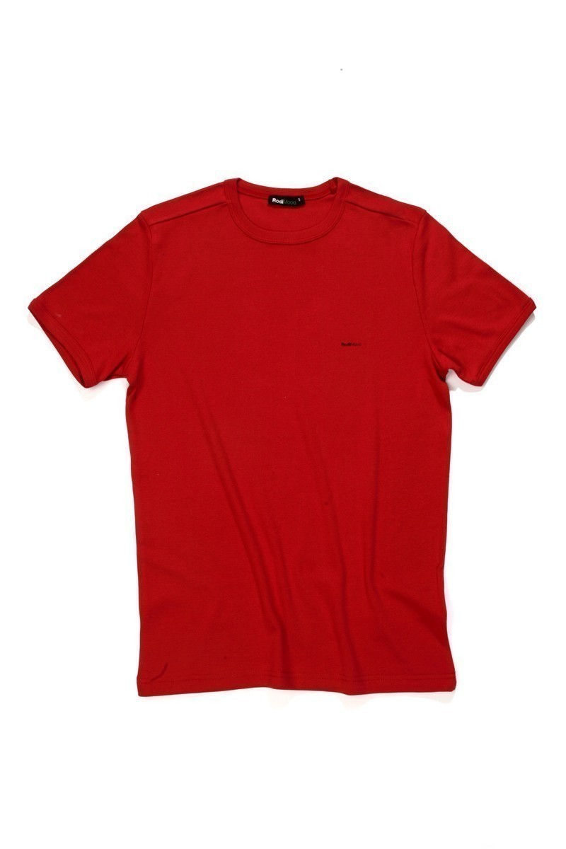 Rodi Kırmızı RDE-005 Erkek Tişört