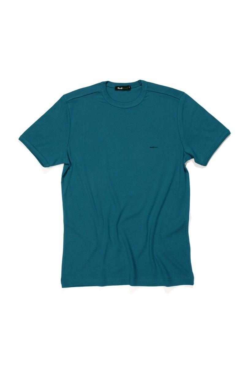 Rodi Petrol Yeşili RDE-007 Erkek Tişört